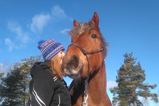 Woimahevosen taitotalli | Sosiaalipedagoginen hevostoiminta, mindfulness, itsehoitotalli | Söörmarkku, Pori